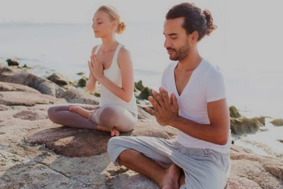 Meditation and concentration are the way to a life of serenity